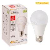 Ahorro de energía de luz LED E27 B22 9W 12W Bombilla LED Luz globo