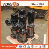 消火活動の高いヘッド多段式ポンプのための増圧ポンプ