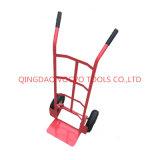 Fabrik-Zubehör-pneumatische Rad-Handlaufkatze für Lager-Gebrauch