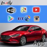 Doos van de Interface van de navigatie de Video Gebruiksklare Androïde voor Mazda 6