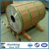 製造所によって終えられる熱いですかアルミニウムかアルミ合金のコイルを冷間圧延すること