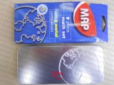 Jeu de mathématiques de 9 pièces Rédaction Math Metal Box Set boîte Jeu de mathématiques