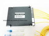 DWDM de fibra óptica de 2,0 mm con conector LC Caja de plástico