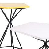 Diseño moderno Comstomized desplegado juego de mesa de café