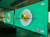 P10/P8/P6 /P5 en plein air Location pleine couleur Affichage LED avec Alumium moulé 640mm x 640mm Cabinet