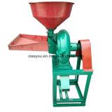 Utiliser le grain de riz de ferme commercial de la machine de traitement de broyeur de maïs