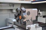 セリウムの標準のCNCの旋盤の機械装置Ck6136