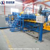 Saldatrice pneumatica della rete metallica del tondo per cemento armato