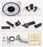 rueda delantera o trasera de la bici del kit de 36V 250W de la conversión de la revisión eléctrica de los kits