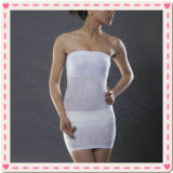 Strapless Magic платье / боковина кузова Shapewear устройства обвязки сеткой