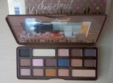 Too Faced16 Cores Sombra de olho de bar de chocolate semi-doce
