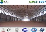 ロジスティクスのための鋼鉄倉庫の構築