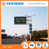Visualizzazione di LED esterna della strada di traffico di colore completo P6.25mm