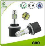 De Auto van uitstekende kwaliteit Lamp 80W H1 H3 880 de 881 LEIDENE Bol van de Auto