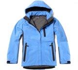 El hombre casual chaqueta Softshell (J020)