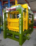 Qty4-25 het Blok die van de Baksteen Machine maken