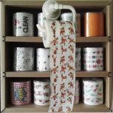 マンガ欄のワイプの習慣はトイレットペーパーの新型の屋内トイレロールを印刷した