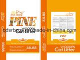 China stellte Kunststoffgehäuse-pp. gesponnenen Katze-Sänfte-Beutel/Sack her