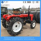 40HP 4WD 4 바퀴 농장 또는 농업 또는 조밀한 또는 정원 또는 전기 디젤 엔진 또는 경작 트랙터