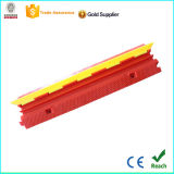 Protector amarillo y del rojo 3 de los canales del cable con CE