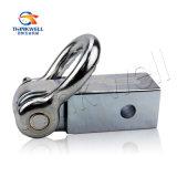 Порошковое покрытие стального буксировочной серьге Mounth приемник навески