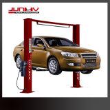 Elevación portable del coche del pórtico del poste de Junhv dos