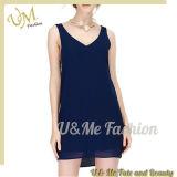 Massengroßhandelsguangzhou-reizvolles Kleid für fällige Frau