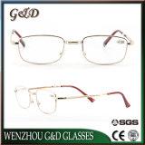 Qualitäts-MetallFoldaway lesende Eyewear Gläser mit Fall