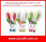 Oreille pelucheuse de lapin de Pâques de la décoration de Pâques (ZY15Y324-1-2-3)