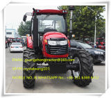 тракторы 120HP 4WD с аттестацией Ce для сбывания