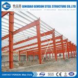 中国の鉄骨フレームの構造のプレハブの建築材料の鉄骨フレーム