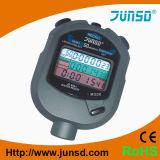 Colorear el reloj del deporte del LCD Digital (JS-509A)