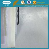 Baumwollschmelzbares zwischenzeilig schreibendes Gewebe für Hemd-Muffe