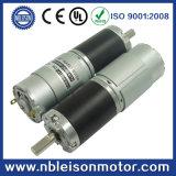 Motor de engrenagem planetária elétrica CC 12 milímetros 12V 24V