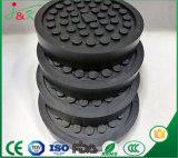 Fabricante chinês de almofada de borracha / bloco / bloco para elevador de carro