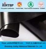 Membrana de techo de caucho EPDM con el mejor rendimiento