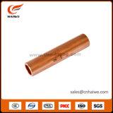 El tubo de conexión del aluminio de GT Petróleo-Que tapa cablegrafía la articulación de las fundas