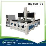 4 Axis Polystyrene Foam Cutting CNC Router Machine para Escultura 3D (1530)