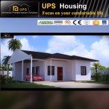 Casa prefabricada con dos dormitorios de la nueva tecnología con el plan de concepción