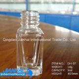 Quadratische Glasware-Nagellack-Flasche für persönliche Sorgfalt