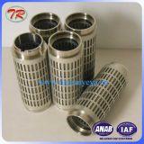 80 microns à l'élément de filtre à fil entaillée120206-008 AF pour la crépine du filtre automatique af113G