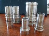 """1-1/4"""" de acero inoxidable 304 DIN2999 Adaptador de tubería"""