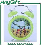 カスタマイズされたカラーおよびロゴ03のAGの目覚し時計