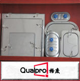 Comitato di accesso del condotto di HVAC/portello con la serratura a mezzaluna AP7430 della camma