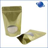 透過アルミホイルの袋のゆとりホイルは前部ゆとりが付いている袋ホイルのくだらない袋を立てる