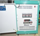 Entrada de 100-400 Vcc do inversor de energia do motor de grade com saída trifásica dupla para nenhum sistema de armazenamento de energia
