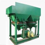 Großer Bergbau-rüttelnde Trennzeichen-Goldjigger-hydraulische Radialspannvorrichtungs-Maschine