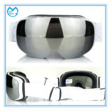 Occhiali di protezione compatibili rispecchiati del pattino del casco intercambiabile magnetico dell'obiettivo del PC