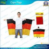Bandera del cabo del cuerpo para los ventiladores de deportes (B-NF07F02015)