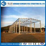 Construction diplôméee par OIN de structure métallique de Jet-Peinture de la CE
